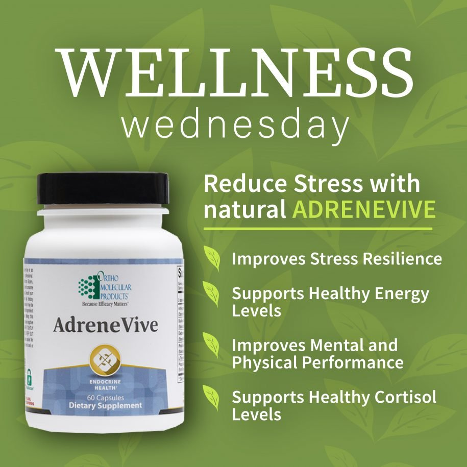 Reduce Stress with AdreneVive